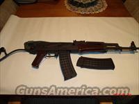 Romanian AK-74, SAR 3 ,5.56x45  Guns > Rifles > Military Misc. Rifles Non-US > Other