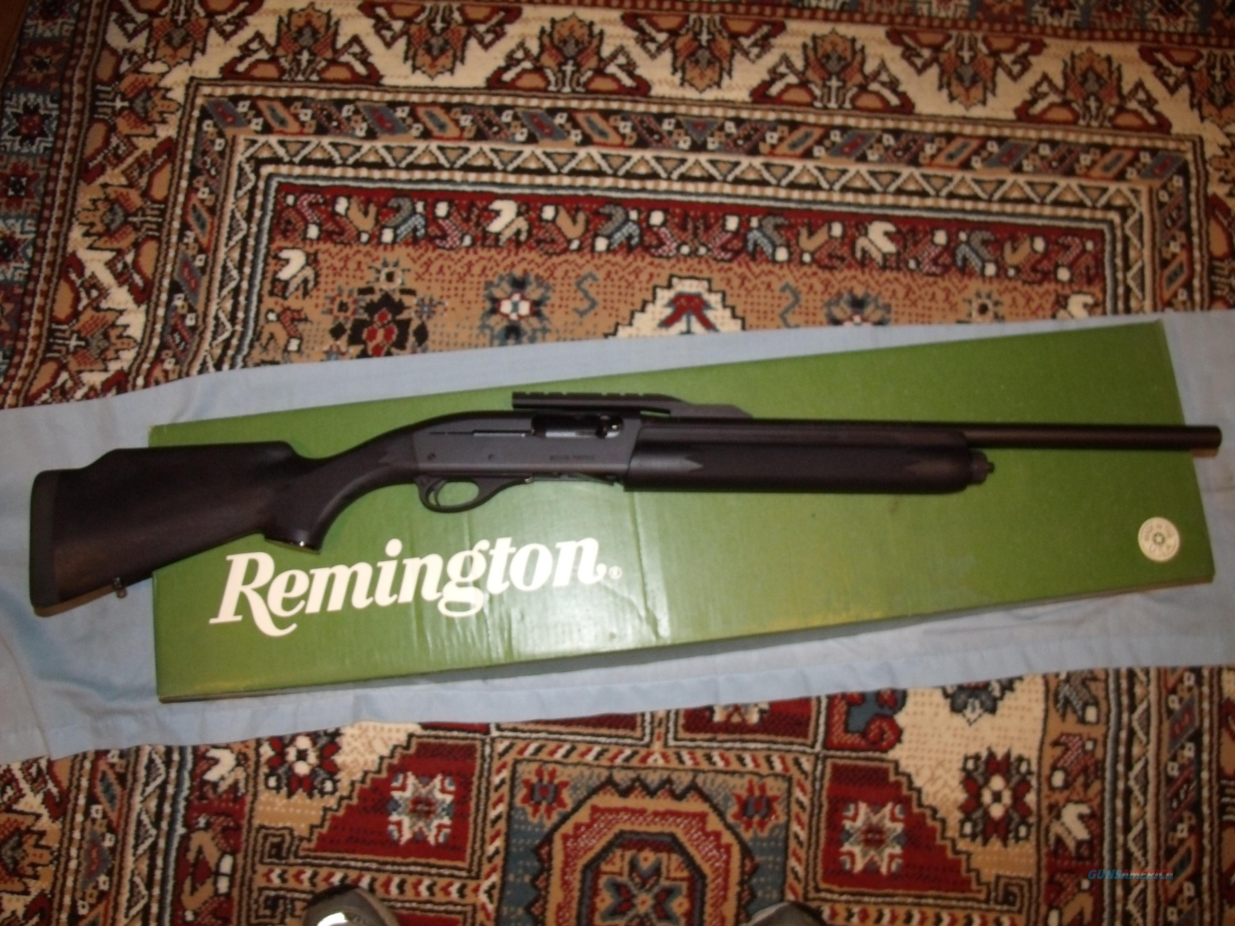 REMINGTON MODEL 1187 CANTILEVER DEER  Guns > Shotguns > Remington Shotguns  > Autoloaders > Hunting