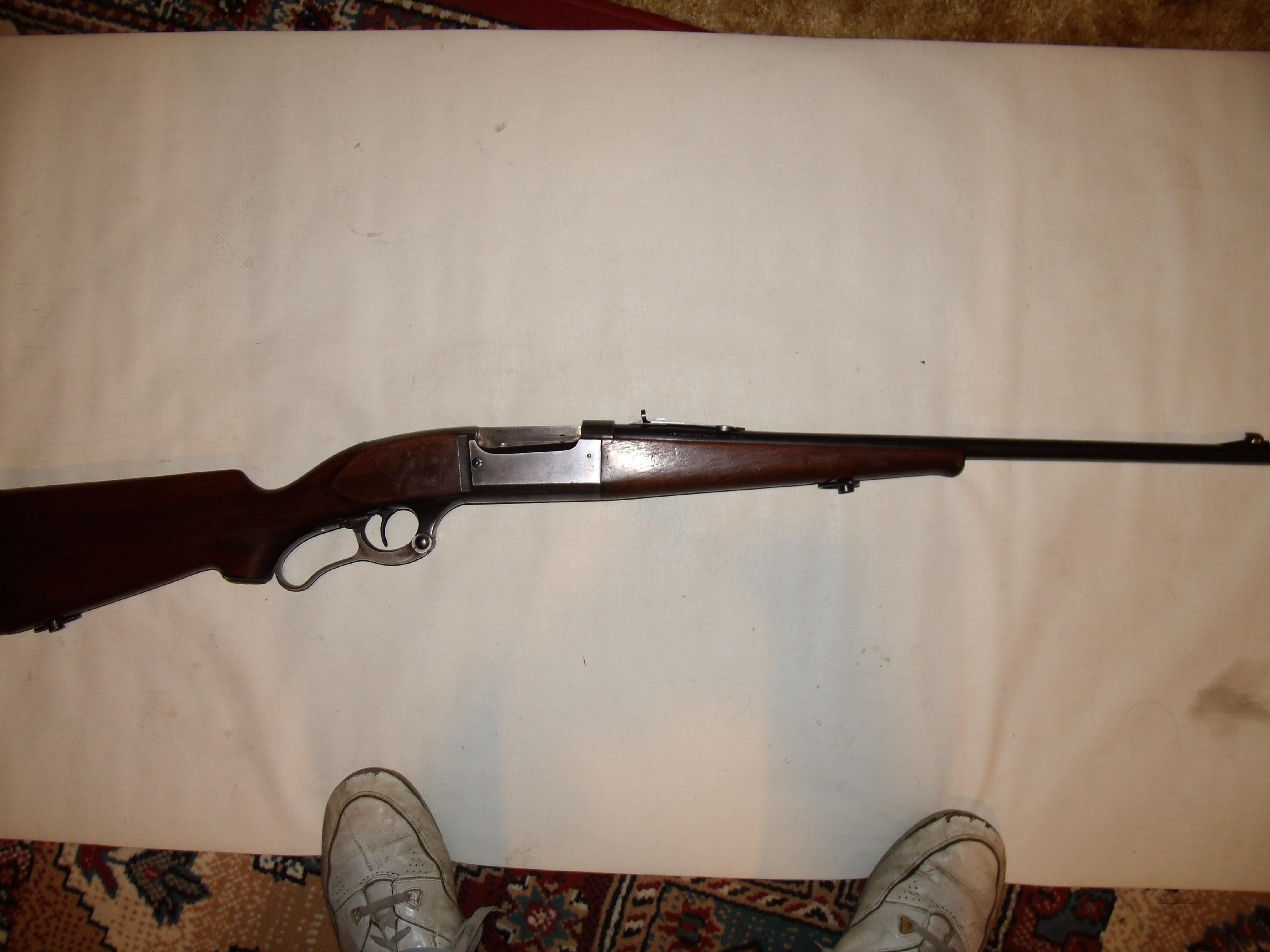 Savage 99 -.303 Savage  Guns > Rifles > Savage Rifles > Model 95/99 Family