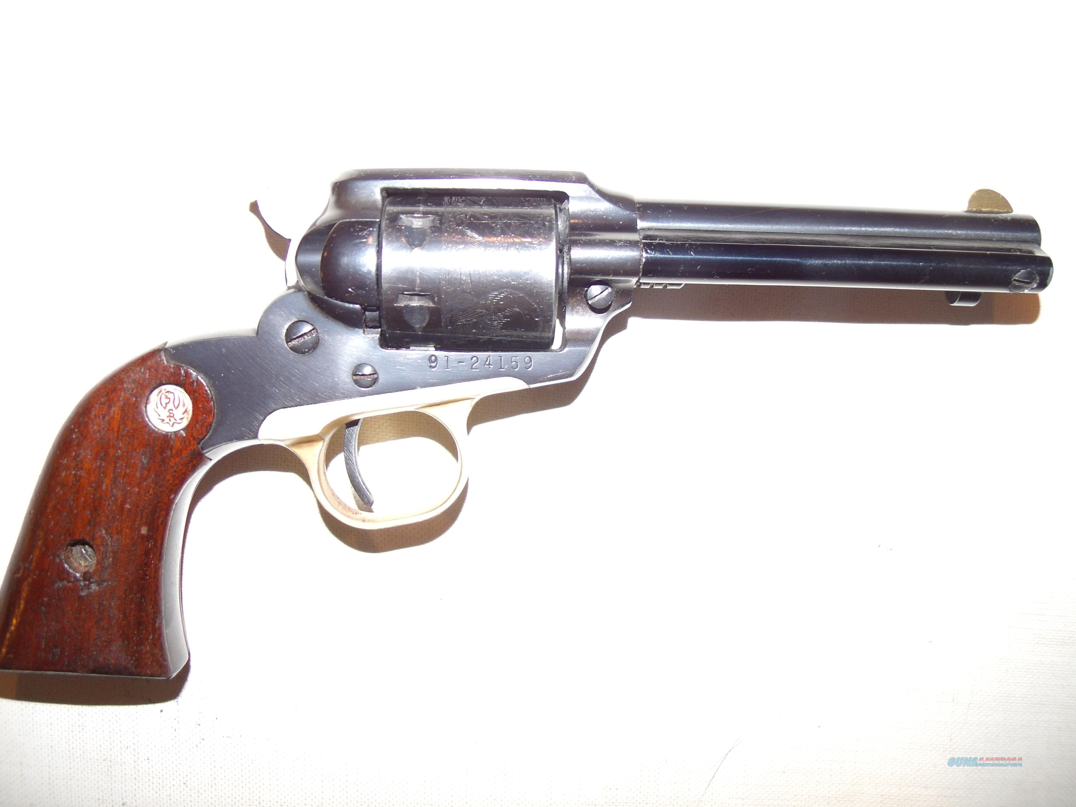 RUGER Old Model BEARCAT ,.22lr  Guns > Pistols > Ruger Single Action Revolvers > Single Six Type