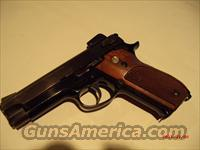 S&W M439 9mm  Guns > Pistols > Smith & Wesson Pistols - Autos > Steel Frame