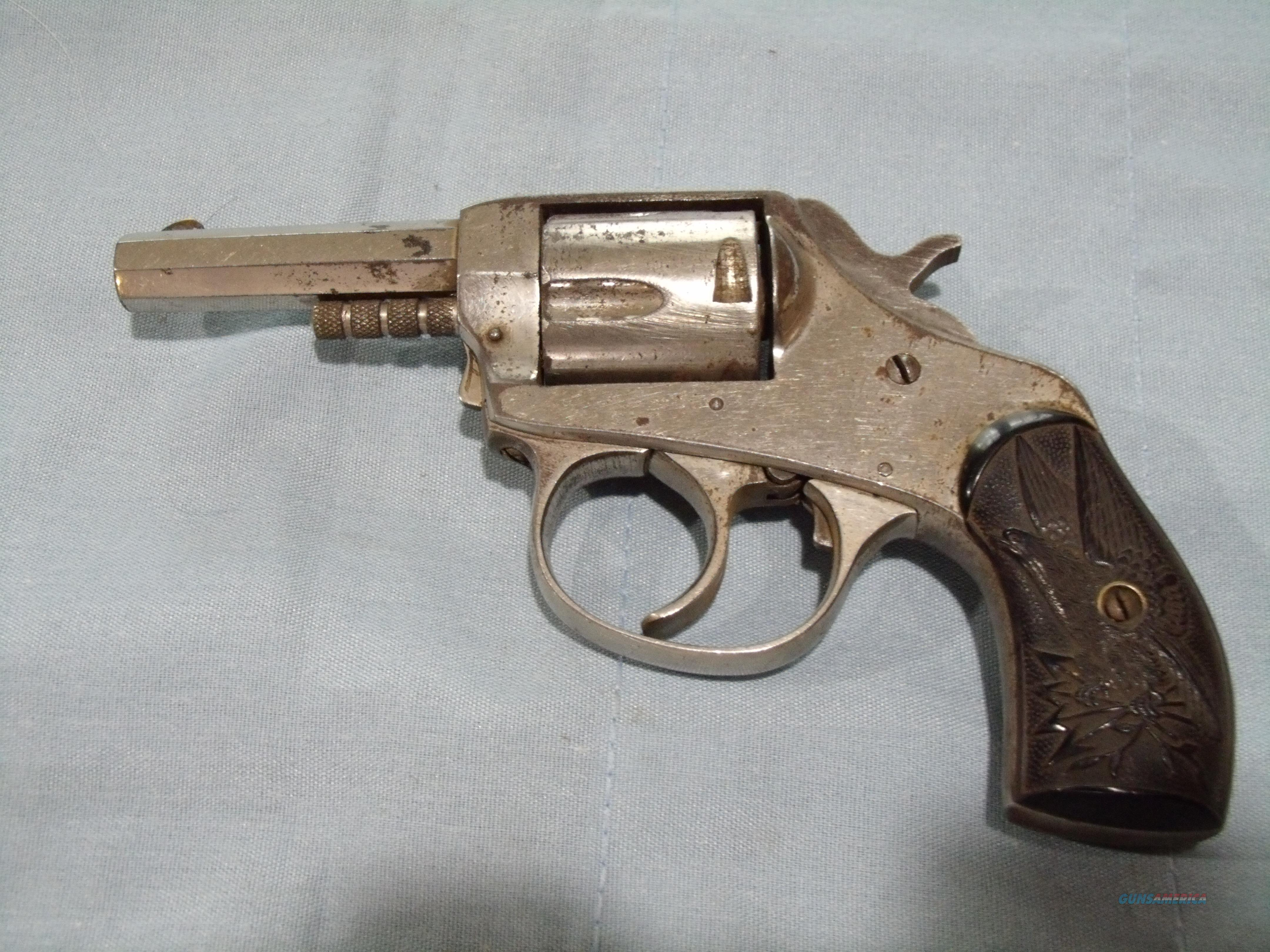 IVER JOHNSON AMERICAN BULL DOG .32RF  Guns > Pistols > Iver Johnson Pistols