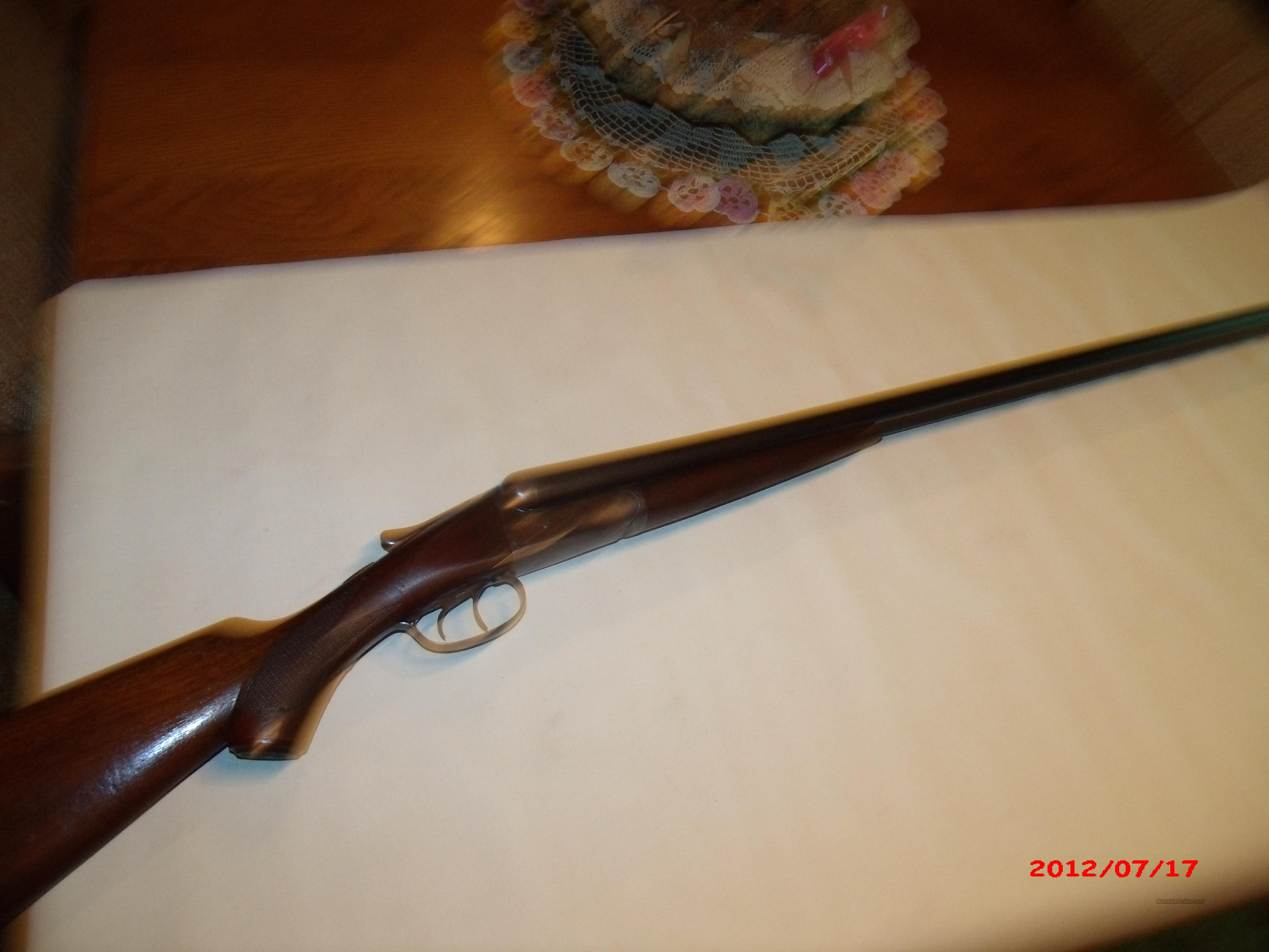 A.H.FOX sterlingworth, philadelphia gun 12g  Guns > Shotguns > Fox Shotguns