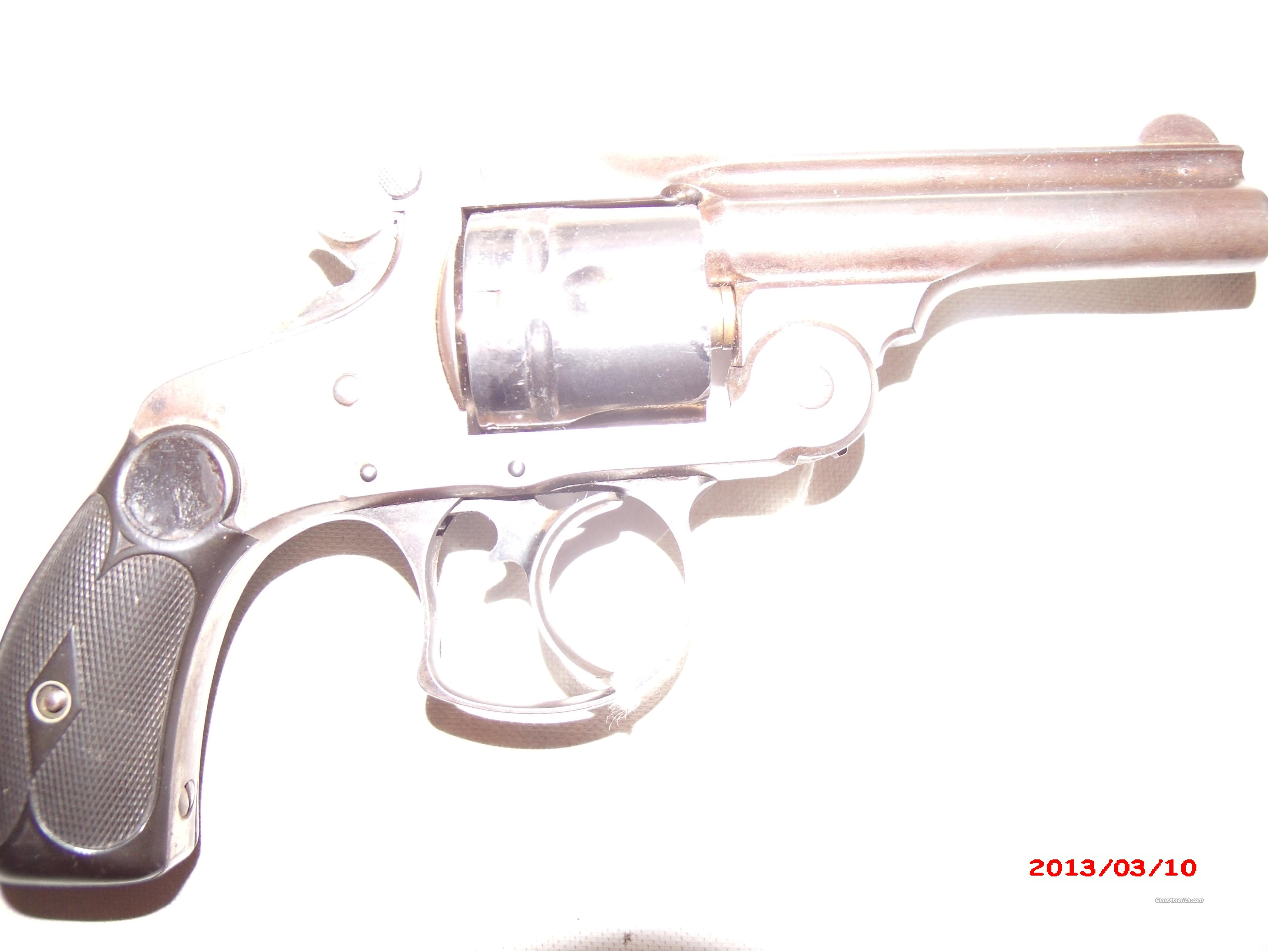 S&W ,Double action,2nd Model,.38S&W  Guns > Pistols > Smith & Wesson Revolvers > Pre-1945