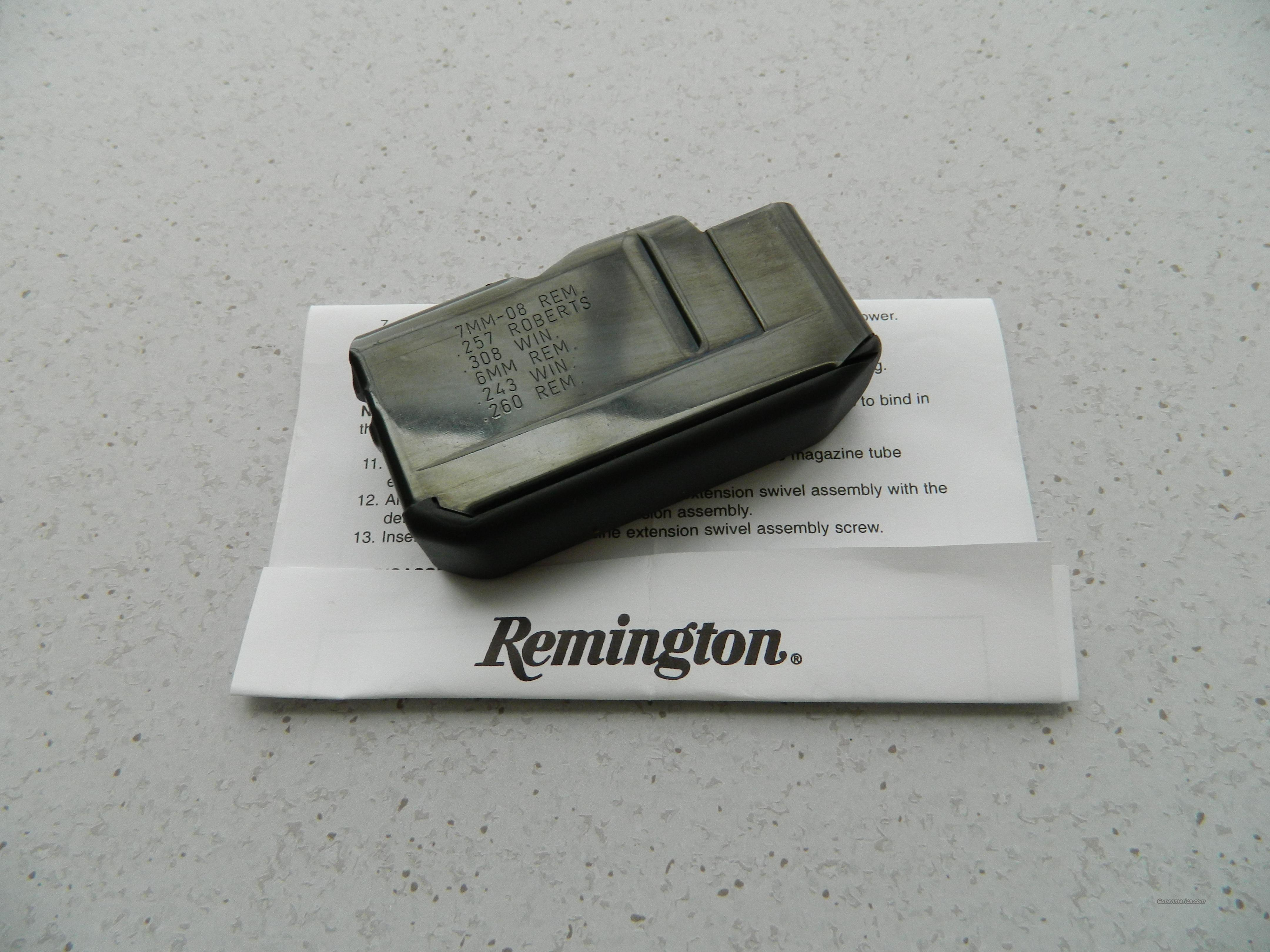 REMINGTON MODEL 7600 OR 760 FACTORY MAGAZINE FOR  Non-Guns > Magazines & Clips > Rifle Magazines > Other