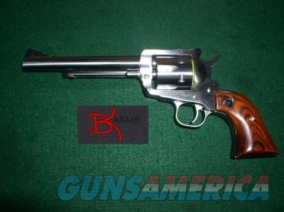 Ruger 0320 KBN36X .357/9mm Convertible SS Blackhawk Free Ship  Guns > Pistols > Ruger Single Action Revolvers > Blackhawk Type