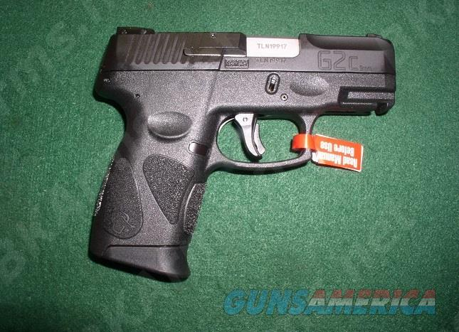 Taurus 1G2C93112 12rd Black Poly 2 Mags FreeShip  Guns > Pistols > Taurus Pistols > Semi Auto Pistols > Polymer Frame