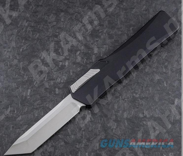 Heretic H015-2A Cleric OTF Auto Black/SW FreeShip  Non-Guns > Knives/Swords > Knives > Fixed Blade > Hand Made