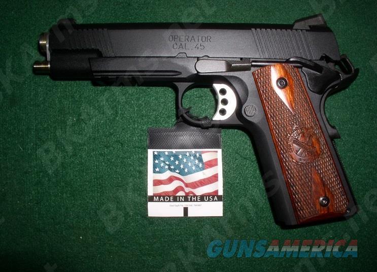 Springfield PX9116L LtWt Operator Loaded FreeShip  Guns > Pistols > Springfield Armory Pistols > 1911 Type