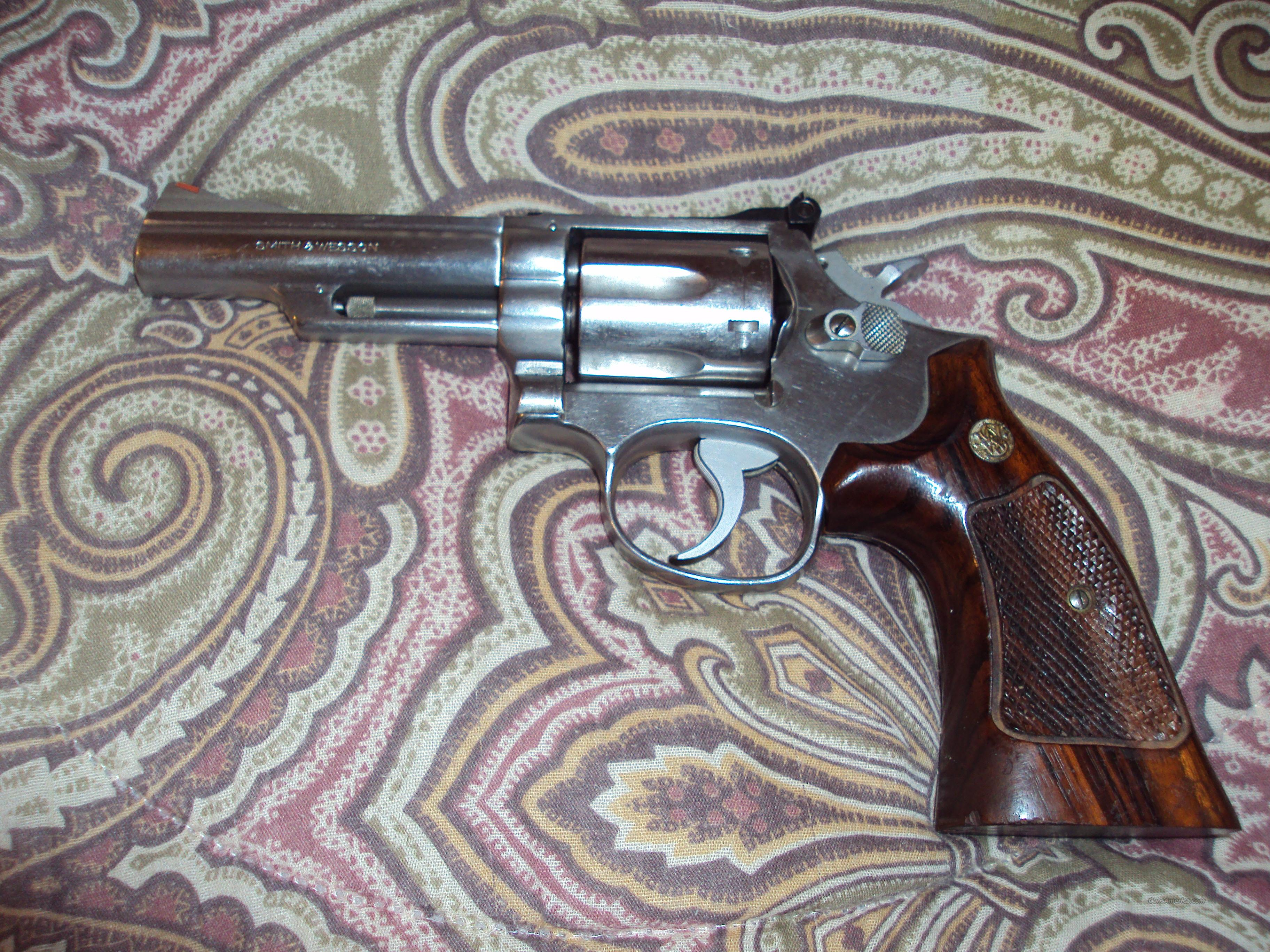 Smith & Wesson .357 Magnum  Guns > Pistols > Smith & Wesson Revolvers > Full Frame Revolver