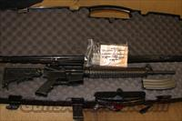 NIB, Bushmaster XM15-E2S, A2 Rifle, w/ 6 position collapsible Stock, .223 / 5.56mm  Guns > Rifles > Bushmaster Rifles > Complete Rifles