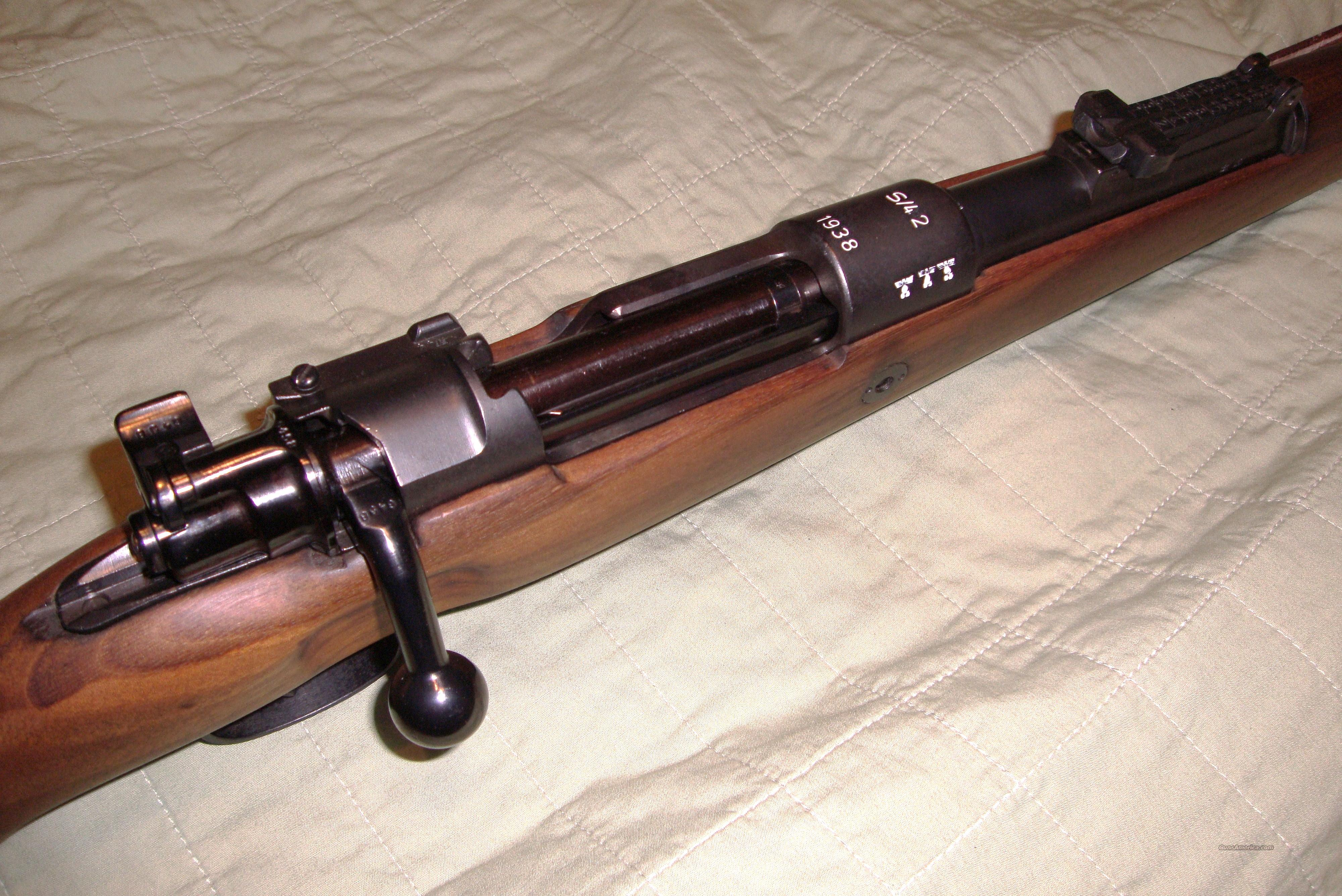 K98k Mauser Guns  gt  Rifles  gt  Mauser Rifles  gt  German