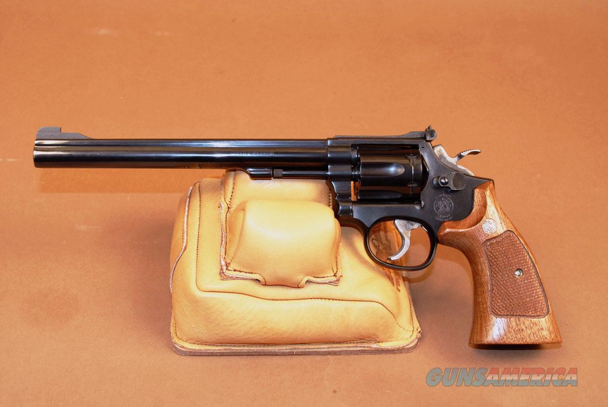 Smith Amp Wesson Model 17 6 22lr 8 3 8 Quot Barrel For Sale