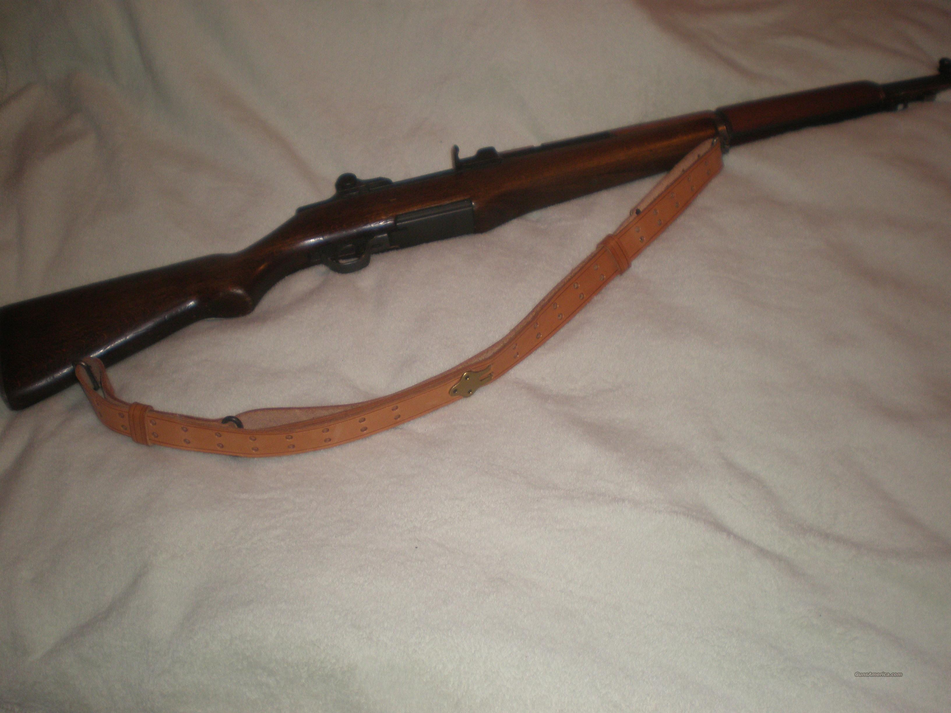 Springfield M-1 Garand  Guns > Rifles > Military Misc. Rifles US > M1 Garand