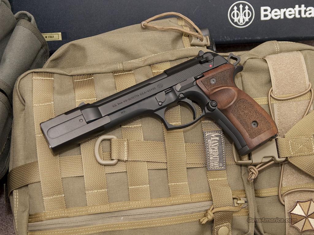 Sgs Style Compensator For Beretta 92fs Taurus P For Sale