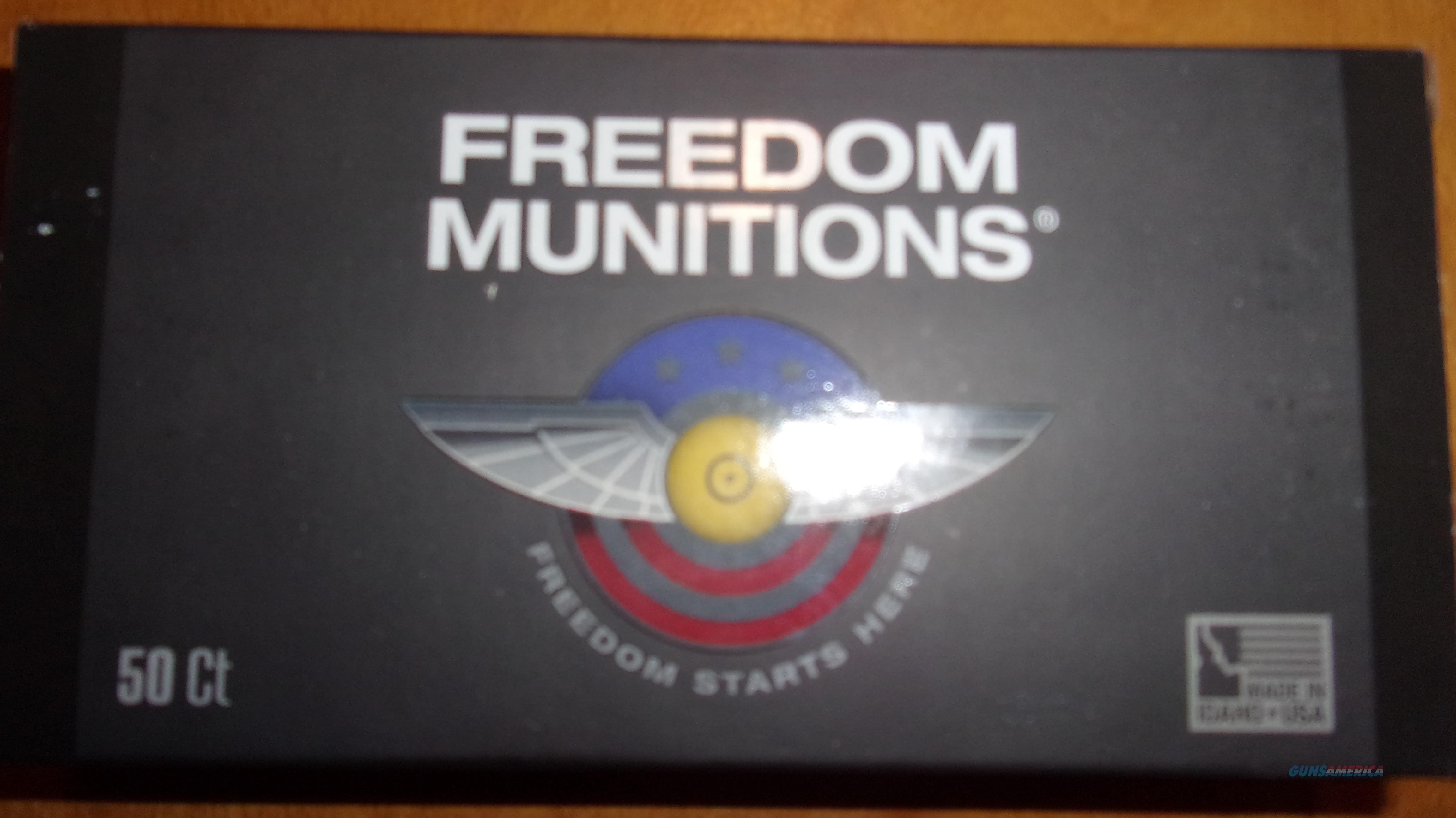 Freedom Munitions .45 Auto Range Ammo  Non-Guns > Ammunition