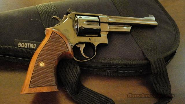 1954 Pre-Model 27 S&W .357  Guns > Pistols > Smith & Wesson Revolvers > Full Frame Revolver
