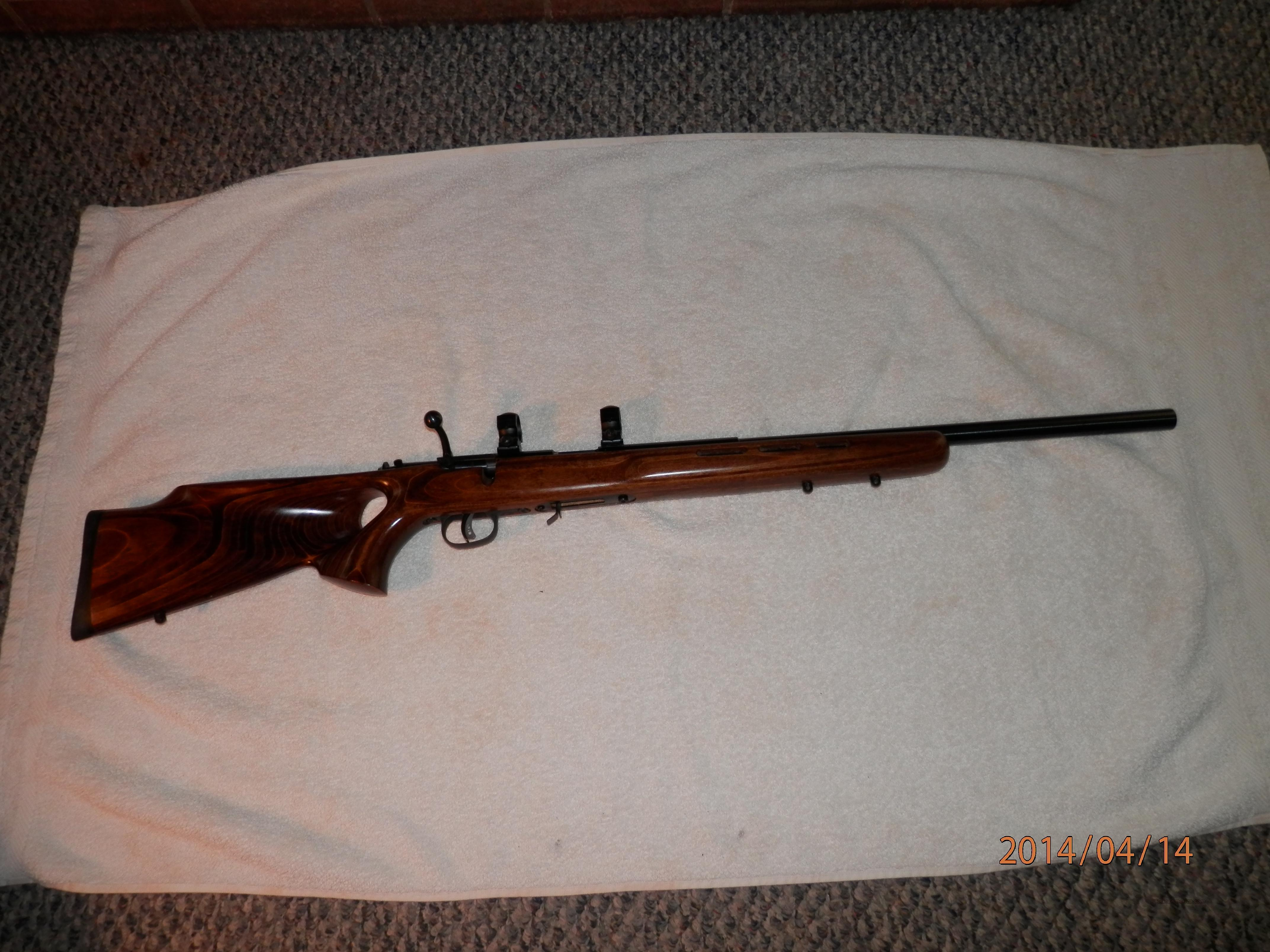 Savage 17 Magnum  Guns > Rifles > Savage Rifles > Accutrigger Models > Sporting
