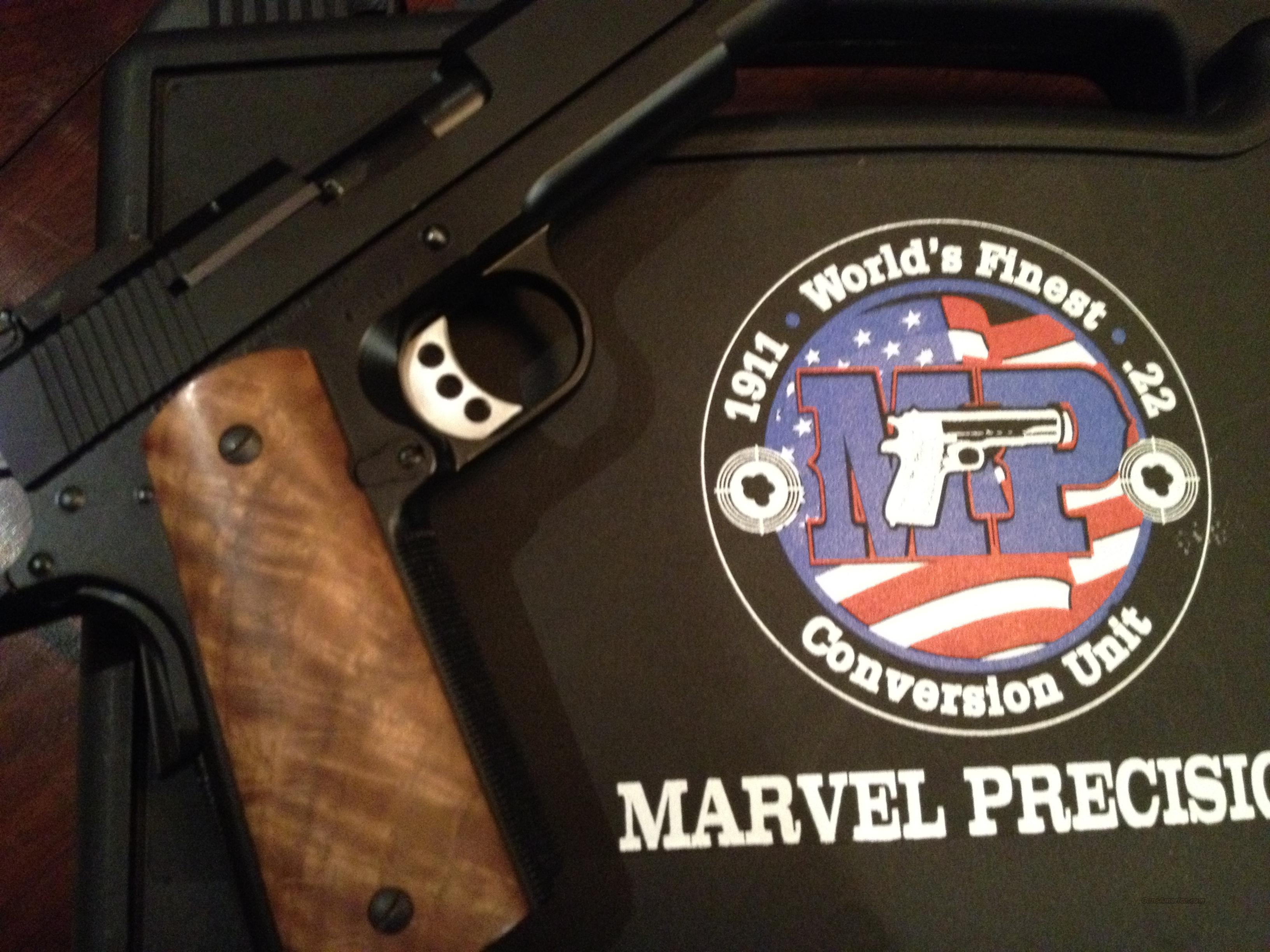Highly Customized Marvel 1911 .22  Guns > Pistols > 1911 Pistol Copies (non-Colt)