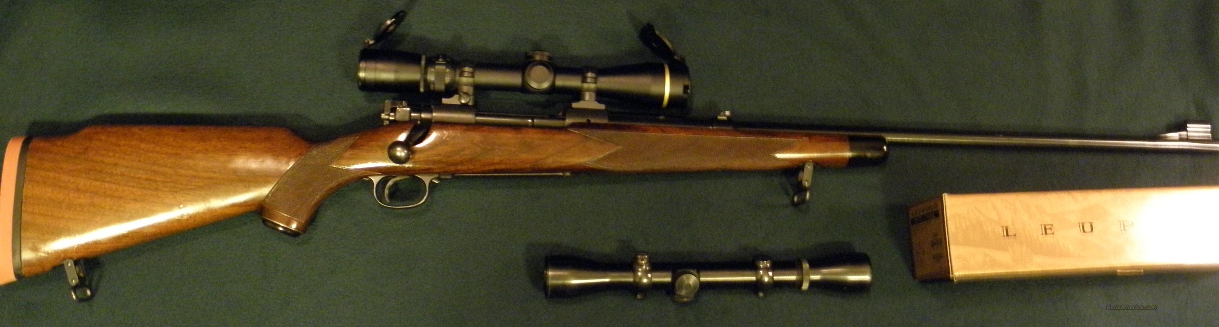 Pre 64 Winchester Model 70 Supergrade 300 H&H  Guns > Rifles > Winchester Rifles - Modern Bolt/Auto/Single > Model 70 > Pre-64