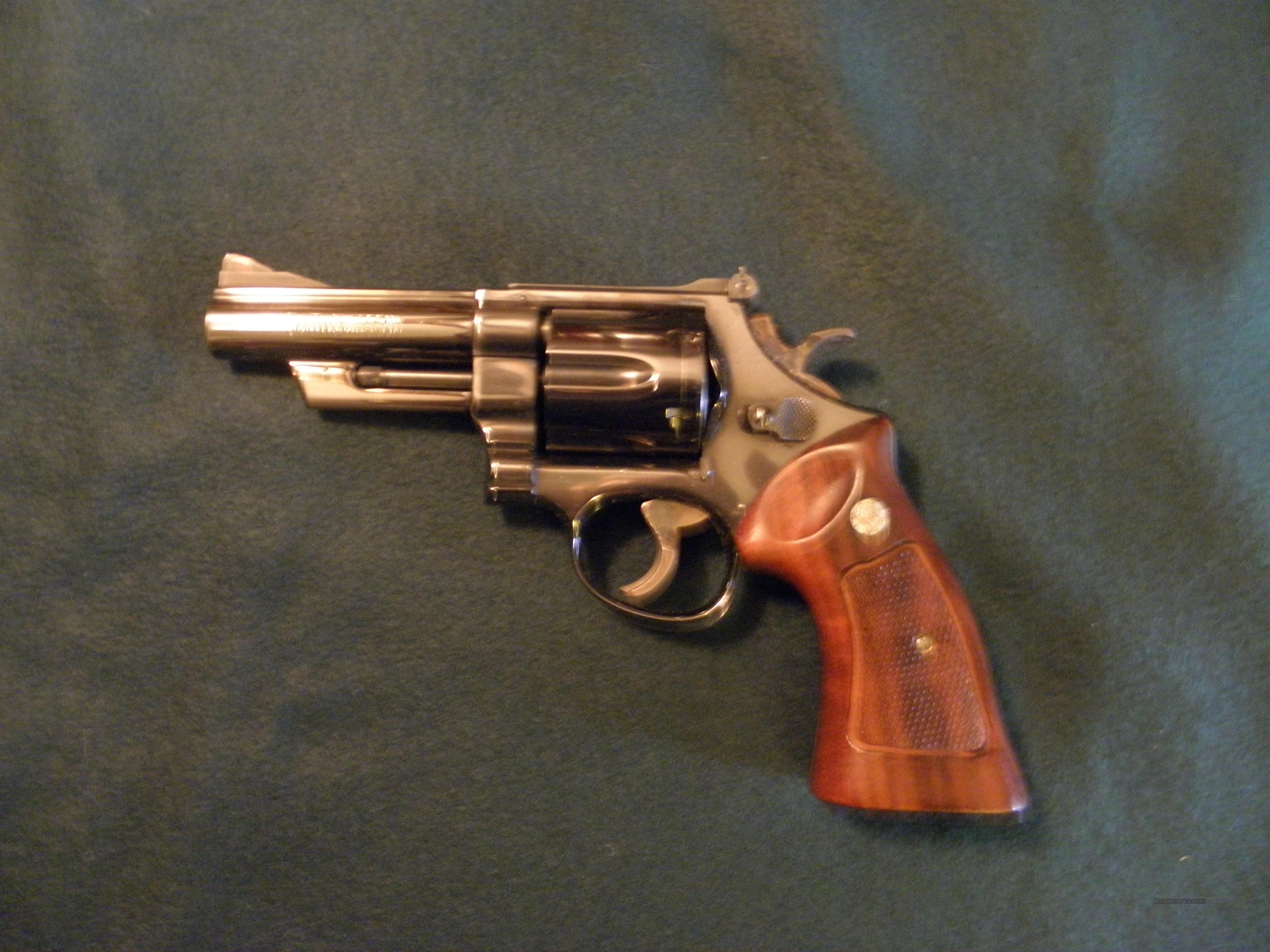Smith & Wesson Model 57 Cal. 41 Rem Mag  Guns > Pistols > Smith & Wesson Revolvers > Full Frame Revolver
