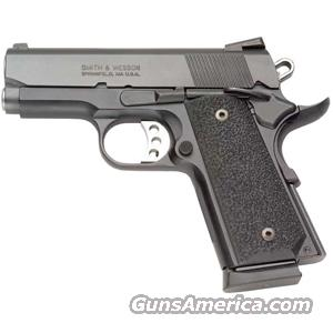 S&W 1911 Sub Compact Pro Series / with Fobus Paddle Holster   Guns > Pistols > 1911 Pistol Copies (non-Colt)