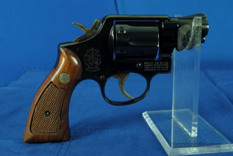 Smith and Wesson 10-5 38 revolver #8879  Guns > Pistols > Smith & Wesson Revolvers > Model 10
