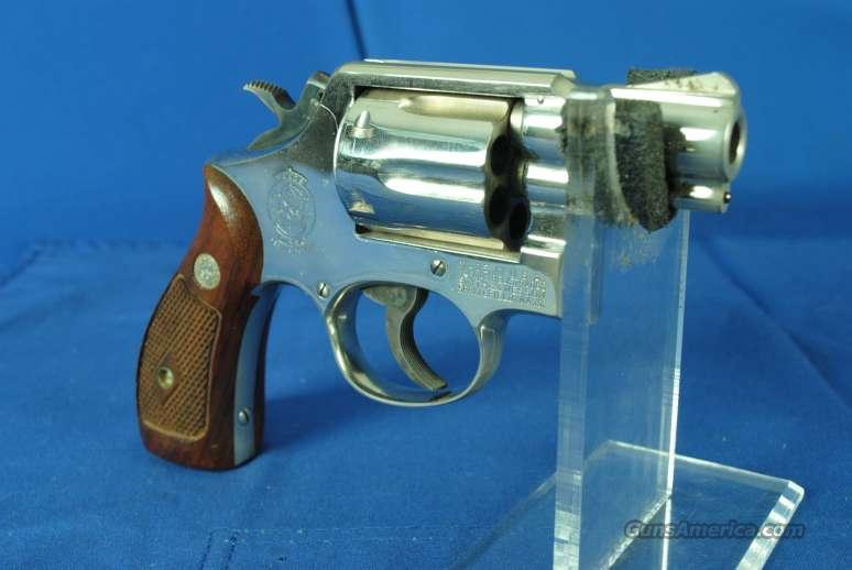 Smith & Wesson Model 10-5 38 #8993  Guns > Pistols > Smith & Wesson Revolvers > Model 10