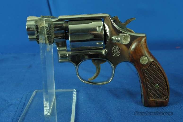 Smith and Wesson Model 10 - 7 38sp #8998  Guns > Pistols > Smith & Wesson Revolvers > Model 10