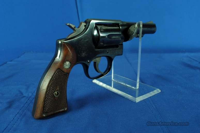 Smith and Wesson Model 10 38 revolver #8858  Guns > Pistols > Smith & Wesson Revolvers > Model 10