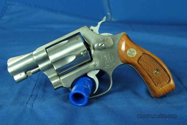 Smith & Wesson Model 60 38spl #9000  Guns > Pistols > Smith & Wesson Revolvers > Full Frame Revolver