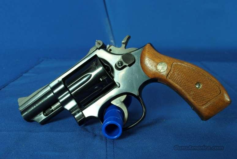 Smith & Wesson Model 19-3 357mag #9034  Guns > Pistols > Smith & Wesson Revolvers > Full Frame Revolver