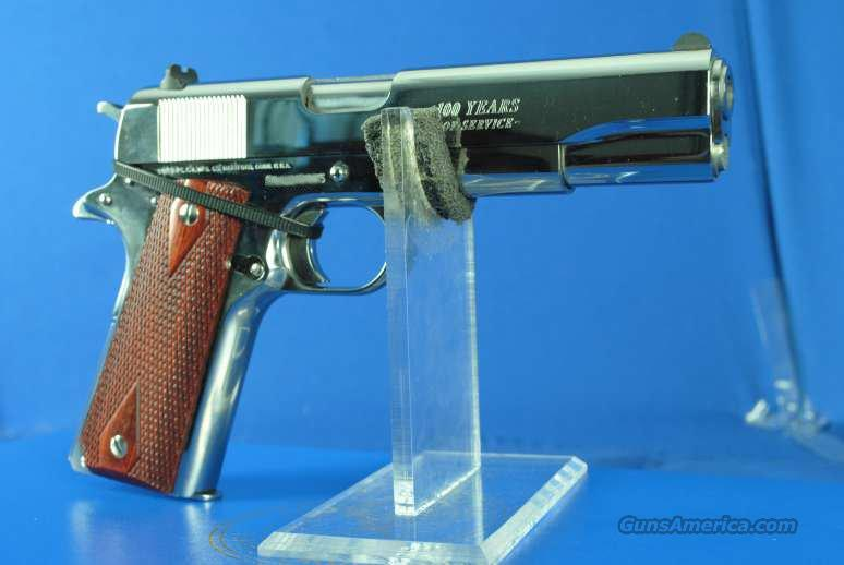 Colt Custom Shop Gov 38 Super HP NEW #8946  Guns > Pistols > Colt Automatic Pistols (1911 & Var)