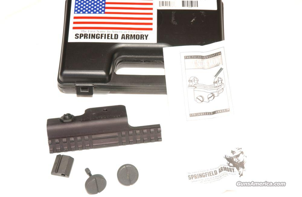 Springfield Armoury Base for an M14 Rifle  Non-Guns > Scopes/Mounts/Rings & Optics > Mounts > Tactical Rail Components