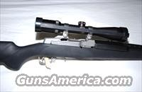 Ruger Mini 14 Target Rifle  Ruger Rifles > Mini-14 Type