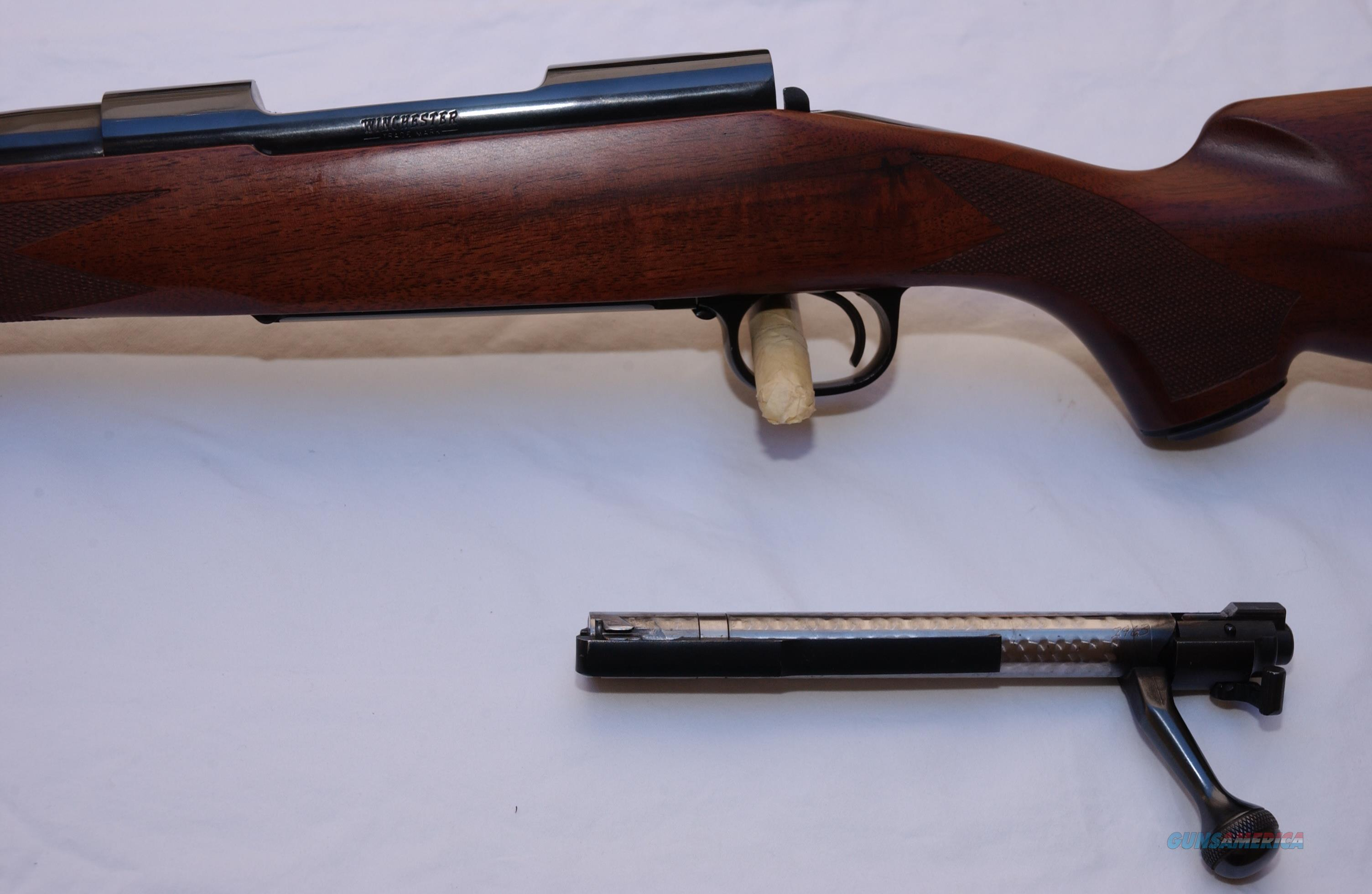 Winchester M70 post-64 in 30-06 with controlled round feed  Guns > Rifles > Winchester Rifles - Modern Bolt/Auto/Single > Model 70 > Post-64