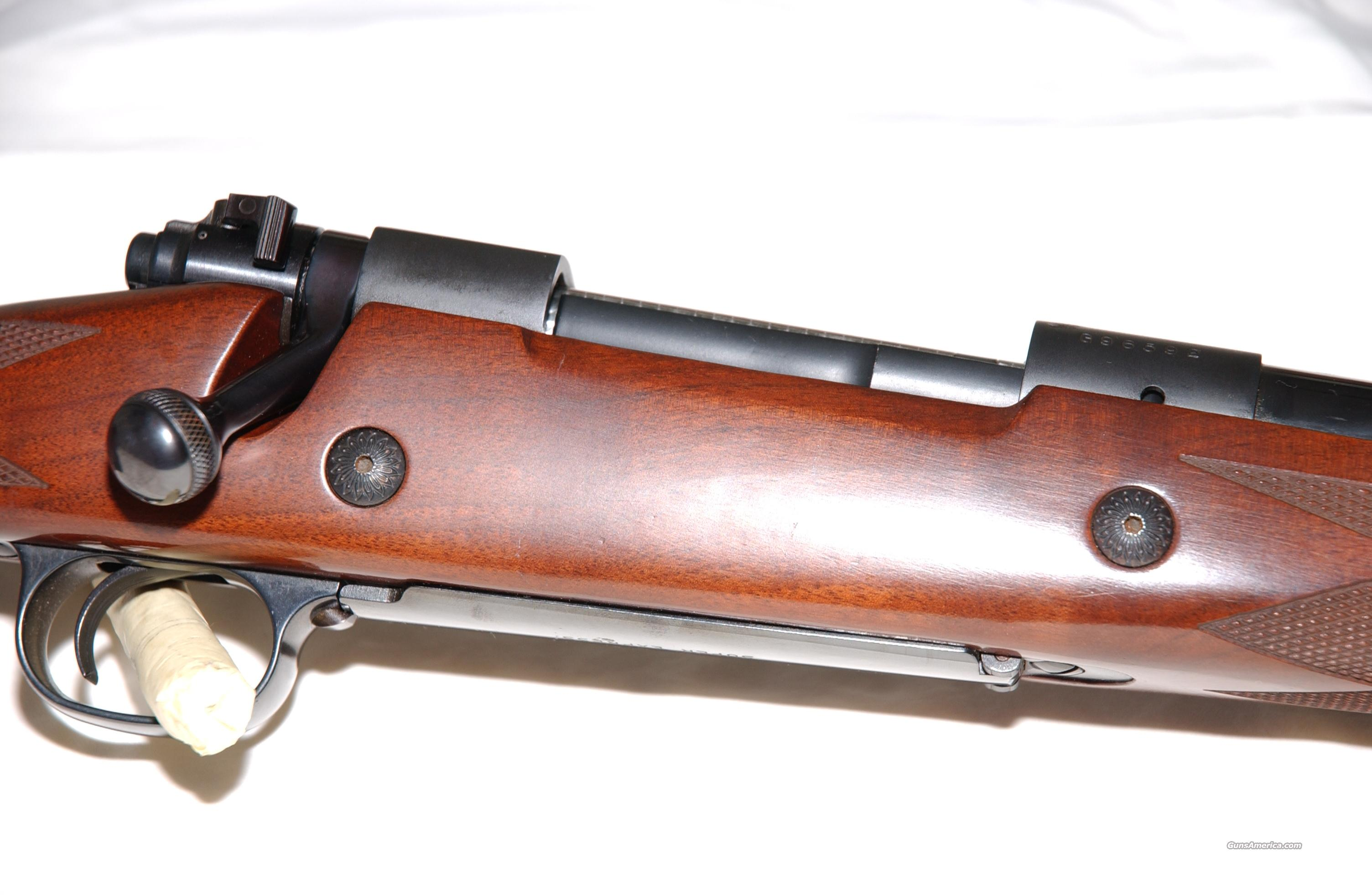 Winchester Mod. 70 in 375 H & H Magnum  Guns > Rifles > Winchester Rifles - Modern Bolt/Auto/Single > Model 70 > Post-64