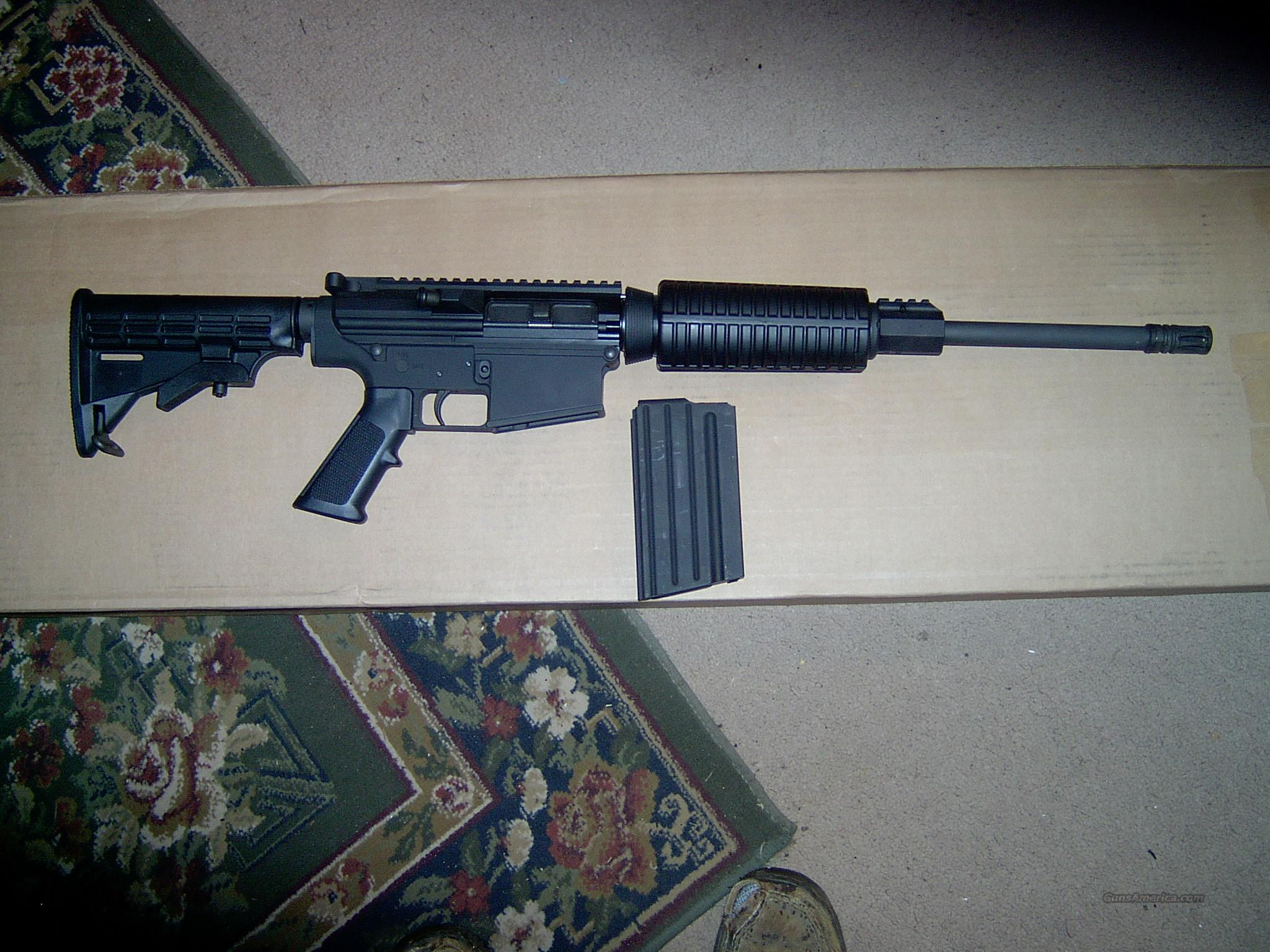 DPMS ORACLE .308 SEMI AUTO  Guns > Rifles > DPMS - Panther Arms > Complete Rifle