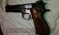 Smith and wesson model 52  Guns > Pistols > Smith & Wesson Pistols - Autos > Steel Frame