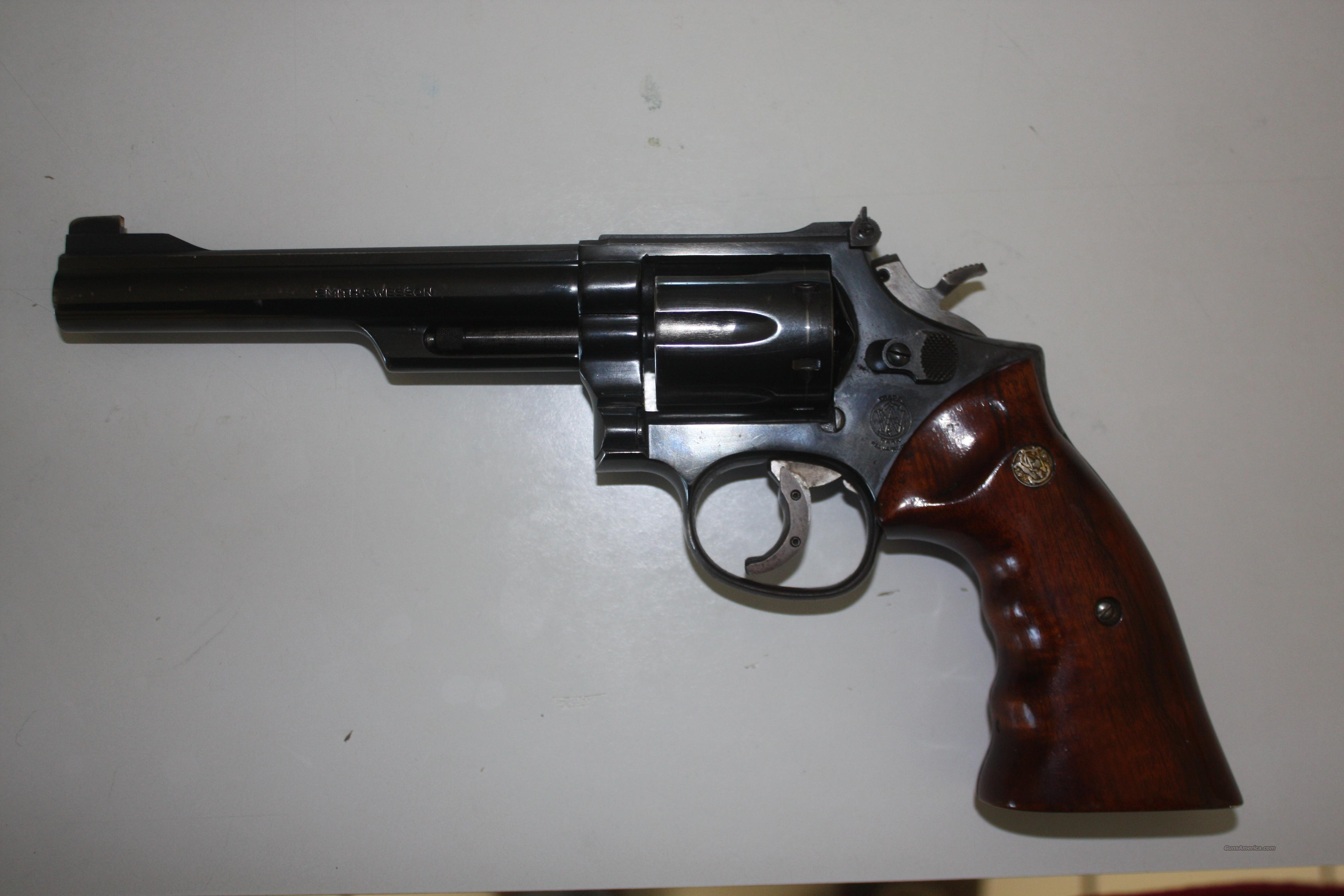 Smith & Wesson 357 magnum model 19-4  Guns > Pistols > Smith & Wesson Revolvers > Full Frame Revolver