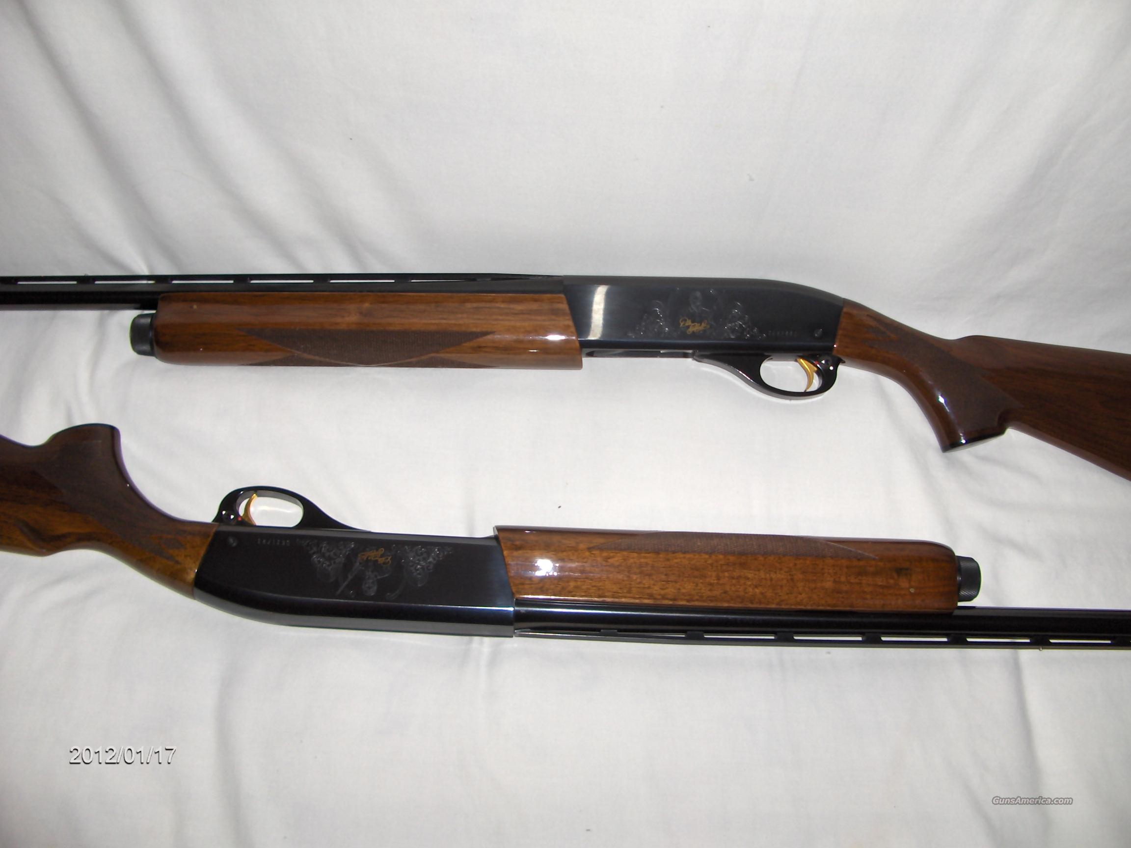 11-87 Premier Dale Earnhardt   Guns > Shotguns > Remington Shotguns  > Autoloaders > Trap/Skeet