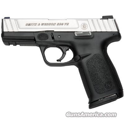 Smith & Wesson SD9VE 9mm 16+1 rd.  Guns > Pistols > Smith & Wesson Pistols - Autos > Polymer Frame