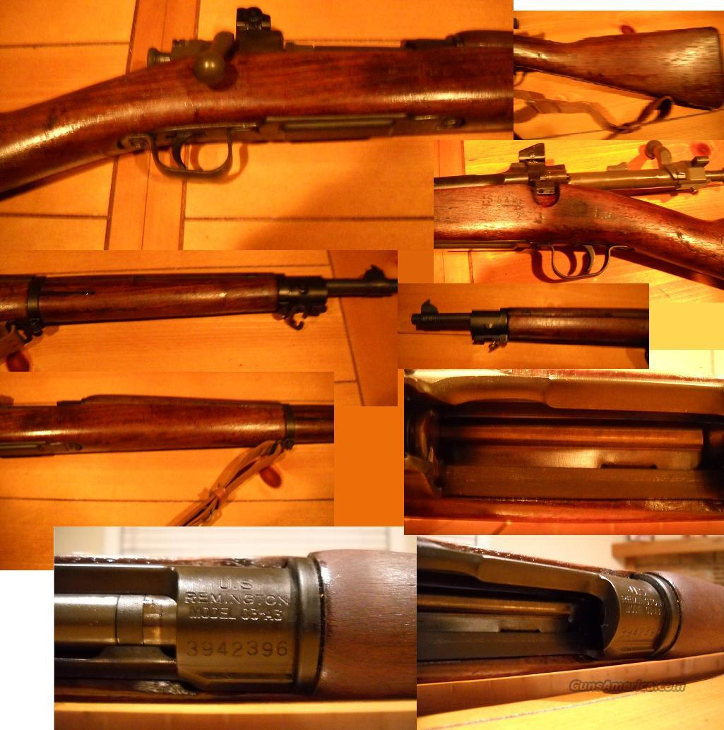 WWII 1942 Remington 1903A3 30/06 03A3 WW2  Guns > Rifles > Military Misc. Rifles US > 1903 Springfield/Variants