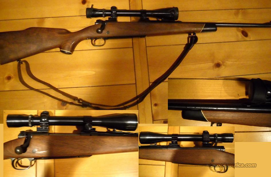 Winchester Model 70 .270 WIN. Sears Model 53  Guns > Rifles > Winchester Rifles - Modern Bolt/Auto/Single > Model 70 > Post-64