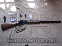 1895 Cowboy 45-70 with Many Extras  Guns > Rifles > Marlin Rifles > Modern > Lever Action