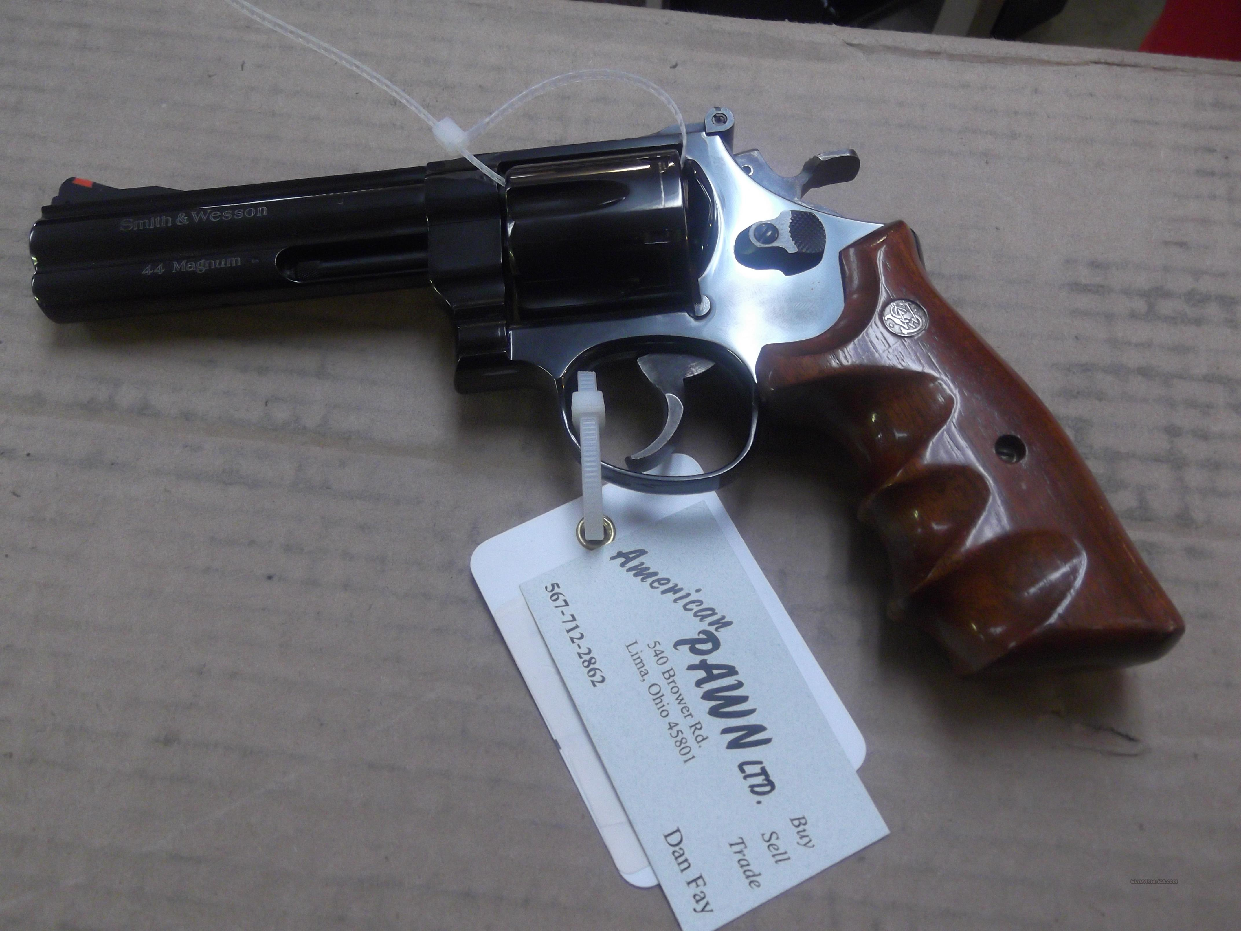 Smith & Wesson model 29-5  29 Classic DX   Guns > Pistols > Smith & Wesson Revolvers > Model 629