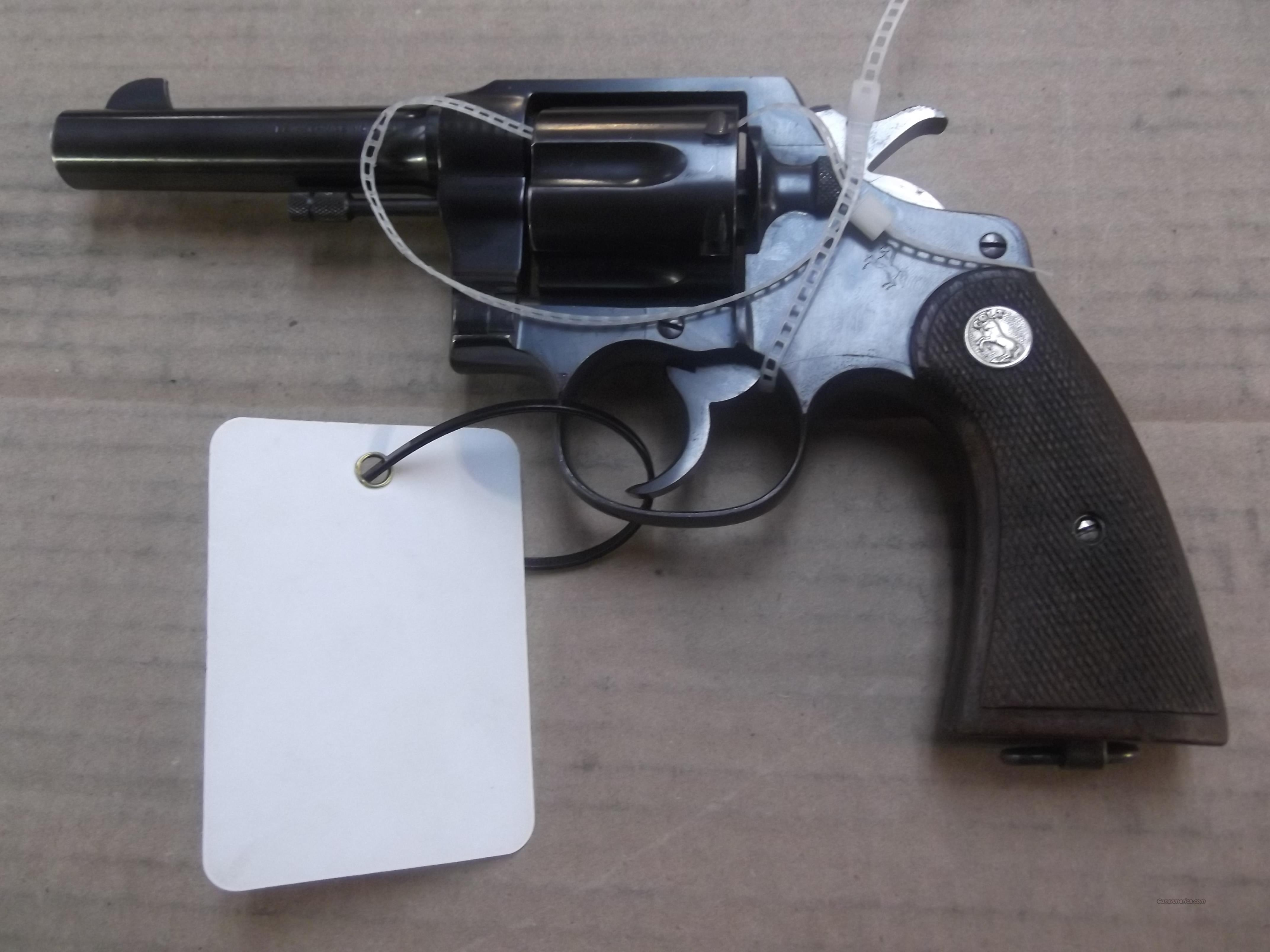Colt New Service .45 lc Nice  Guns > Pistols > Colt Double Action Revolvers- Modern