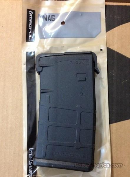 5 MAGPUL PMAG 20 ROUND LR SR-25 MP-20 7.62x51 308   Non-Guns > Magazines & Clips > Rifle Magazines > Other