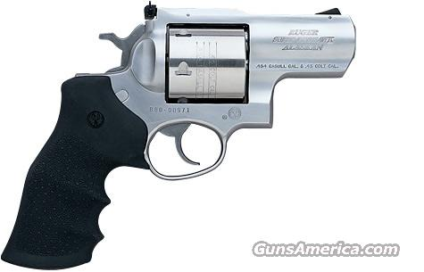 RUGER SUPER REDHAWK ALASKAN 454 CAUSULL   Guns > Pistols > Ruger Double Action Revolver > Redhawk Type