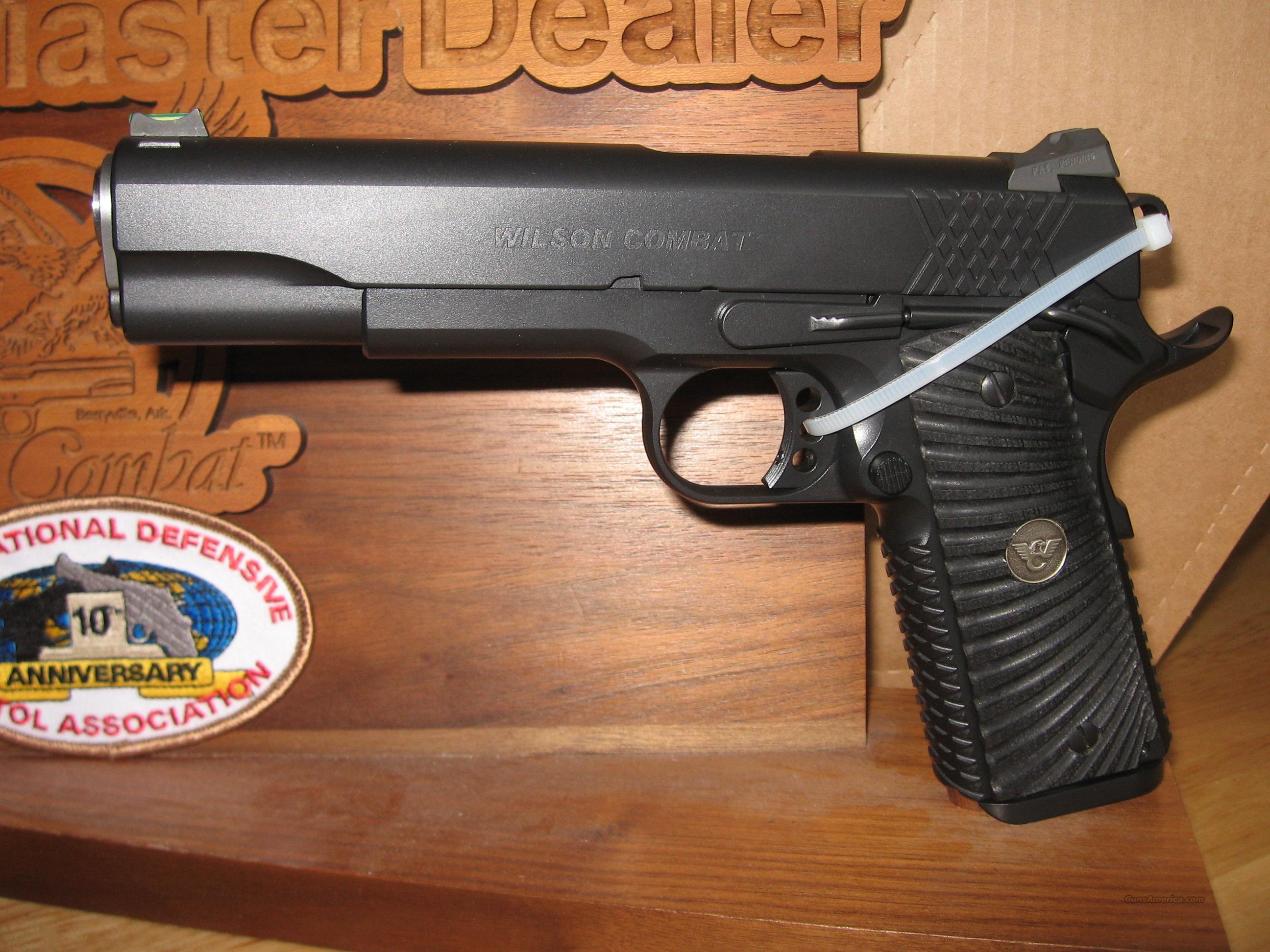 Wilson X-TAC  Guns > Pistols > Wilson Combat Pistols